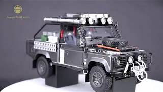 Land Rover Defender Movie Version - Kyosho 1/18