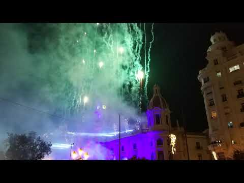 New Year Show 2020 In Valencia