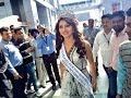 Miss universe URVASHI RAUTELA singing a pahadi Uttarakhand song SURMA SARELA