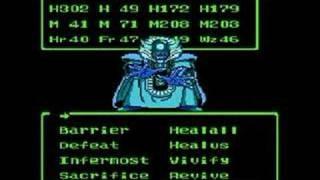 Dragon Warrior III (NES) Final Battle