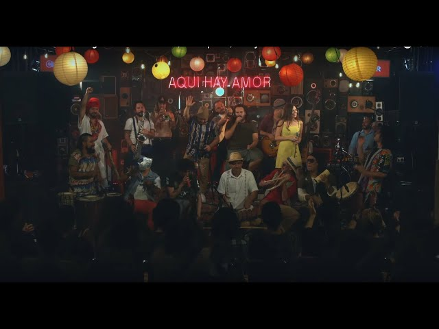 Fanko & Friends - Migrante ft. Tremendez / Mcklopedia / Henry Buddet / Bambanke Ñaato