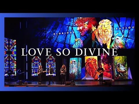 Love So Divine (Glorious Saviour) | New Creation Worship