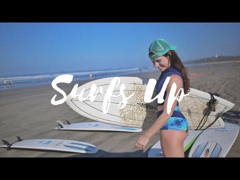 COSTA RICA TRAVEL VLOG | SURF RETREAT!