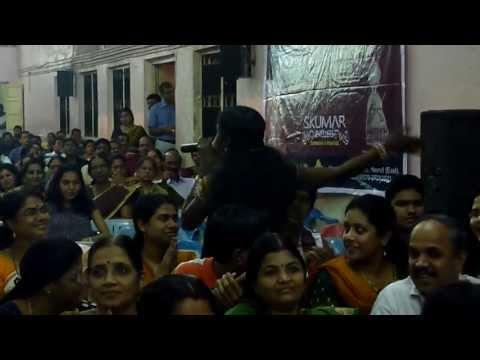 Dynamite performance by Praseetha Chalakudi