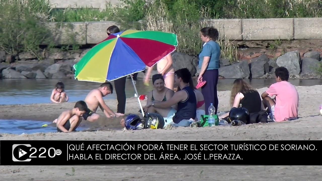 Cómo se verá afectado el sector turístico de Soriano ante un verano restringido