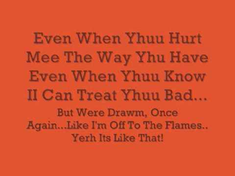 Crazy For You! By Jls! Lyrics!