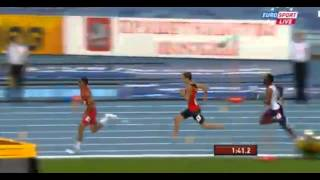2013 IAAF World Championships men 4x400m relay FINAL