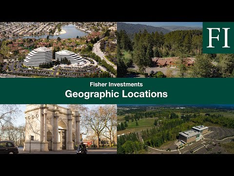 History - Geographic Locations | Fisher Investments