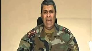 الناطق الرسمي باسم الجيش الحر يطلب دعم الامارات و السعودية و قطر و تركيا و الاردن