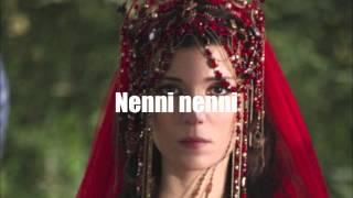 Muhteşem Yüzyıl Dizi Müzikleri   Nenni Desem Lyrics Resimi