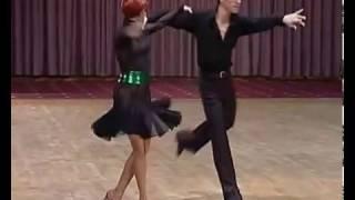 Andrej Skufca & Katerina Venturini | Ритм тела в Латине