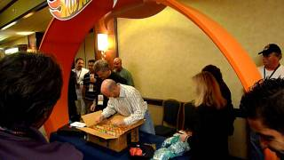 Toy Car Exchange  - Shell Gas Station Box Draw - LA Convention Oct 6, 2011 part 1