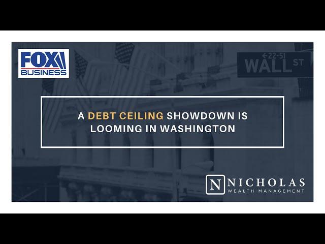 A Debt Ceiling Showdown is Looming in Washington