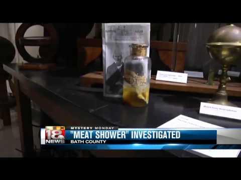 MYSTERY MONDAY: Kentucky Meat Shower