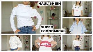 HAUL DE SHEIN ( PRECIOS ECONOMICOS)