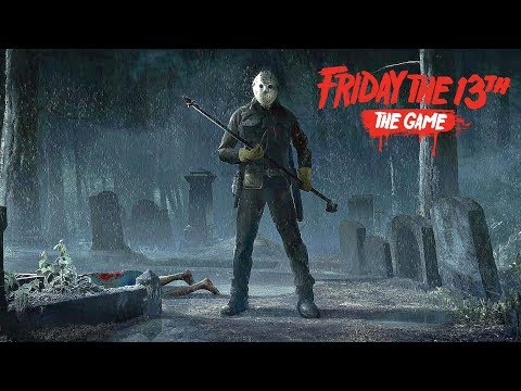 Friday The 13th The Game - Jason Part 4 & New Map | PS4 Pro Gameplay