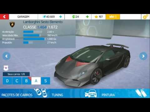 Asphalt Nitro Lamborghini Sesto Elemento Youtube