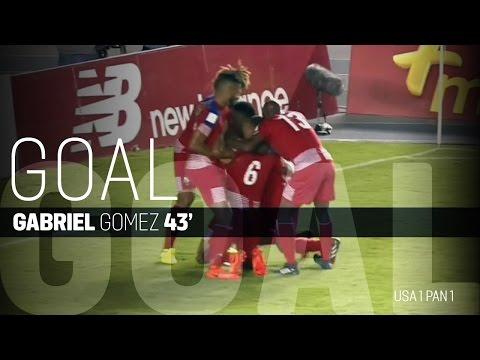 MNT vs. Panama: Gabriel Gomez Goal - March 28, 2017