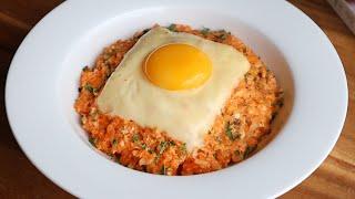 다이어트 닭가슴살 버섯 리조또를 만들어보자 (탄 40.…