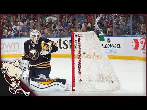 NHL: Water Bottle Shots