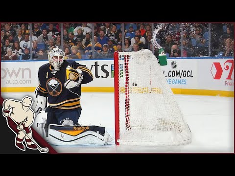 NHL: Water Bottle Shots
