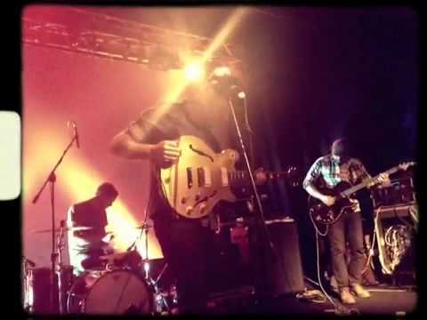 His Clancyness - What Fury Can't Say (live at Locomotiv Clu