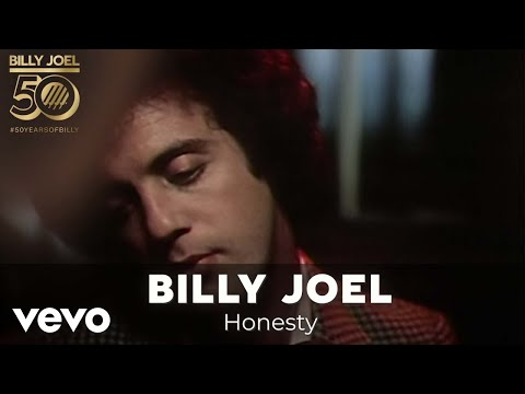 Billy Joel - Honesty (Official Video)
