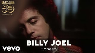 Watch Billy Joel Honesty video