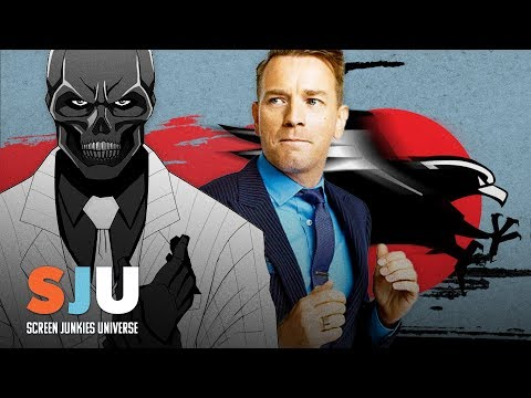 Ewan McGregor Joins the DC Universe! - SJU (FAN FRIDAY!!)
