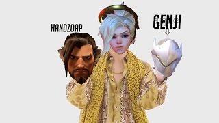 PPAP Parody Overwatch Genji And Hanzo(ap)