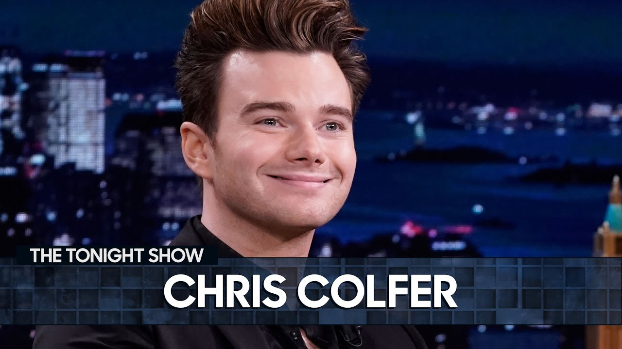 Chris Colfer Had an Unbelievable UFO Sighting | The Tonight Show Starring Jimmy Fallon