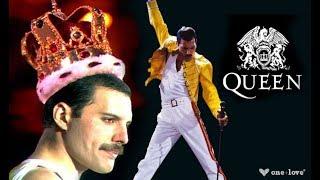 Freddie Mercury - Biografia e Sua História Junto A Banda Queen.