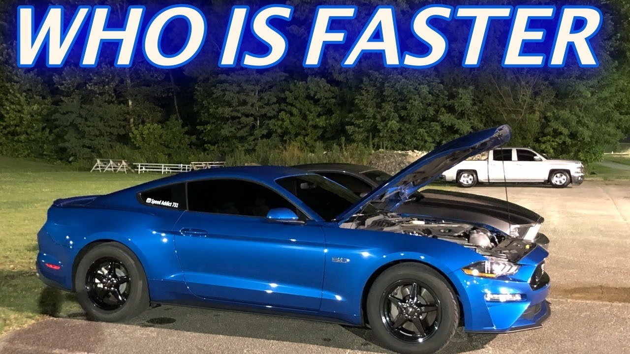 Coyote Tuner Comparison In my 2020 Mustang GT! Can a Small Town Tuner Compete?