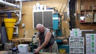 Woodworking With Festool