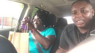 Fart prank on my grandma 😂😂😂watch til end