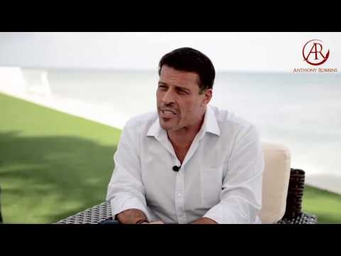 Tony Robbins Best Motivational Interview