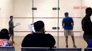 The Great Indian Squash League - Single