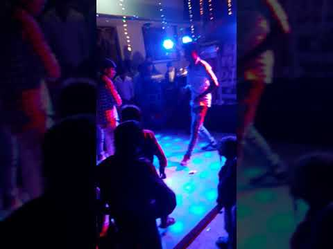 Rahul Pandey Party Dance