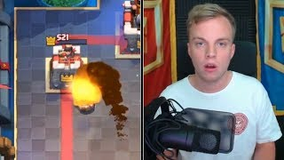 CHIEF PAT BACK AT IT AGAIN 😂 | Clash Royale FAILS Of The Week #23