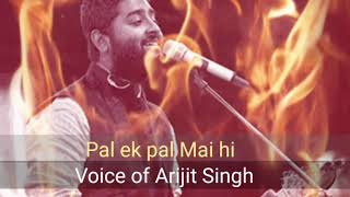 Pal ek pal | jalebi | Arijit Singh | New hindi song | Download hindi songs | MP3 songs download |