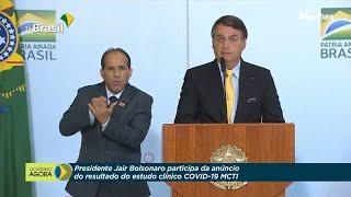 """Covid-19: """"A vacina não será obrigatória"""", afirma Bolsonaro"""