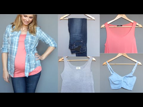 fe7a6edf4a4 Maternity Wear in the First Trimester  ad
