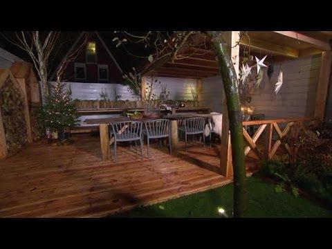 Oplevering scandinavische tuin eigen huis tuin youtube for Eigen moestuin ontwerpen en aanleggen