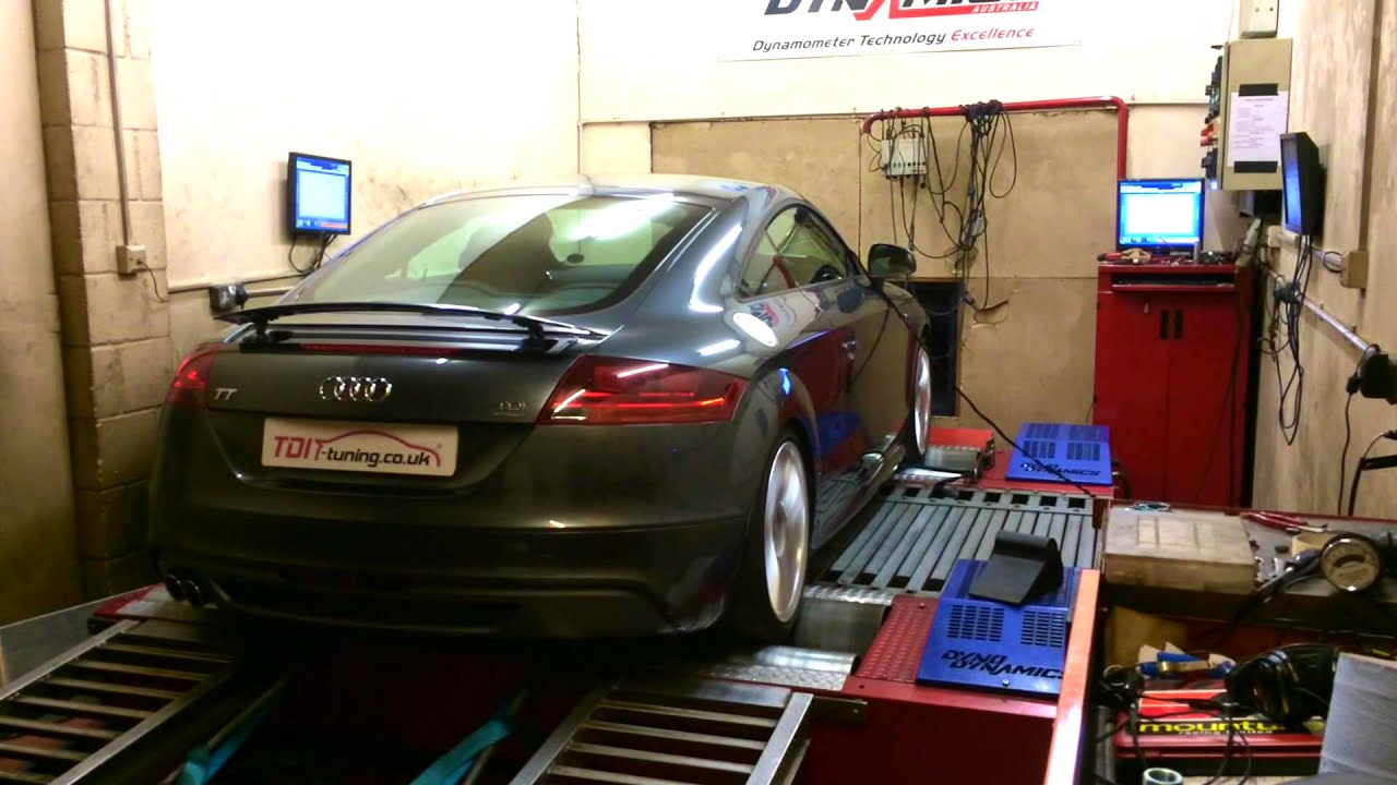 tdi tuning dyno testing audi tt 2 0 170 youtube. Black Bedroom Furniture Sets. Home Design Ideas
