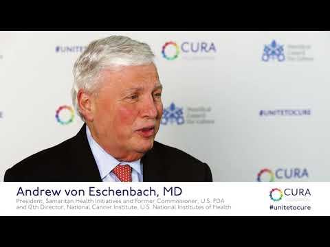 Unite To Cure: Andrew von Eschenbach, MD