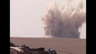 أخبار عربية   قوات النظام تحاصر تنظيم #داعش داخل مدينة #دير_الزور