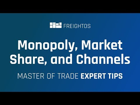 Monopoly, market share, and e-commerce channels | Chad Rubin