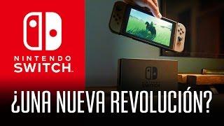 Nintendo SWITCH: Preguntas, reacción y ganas locas!!