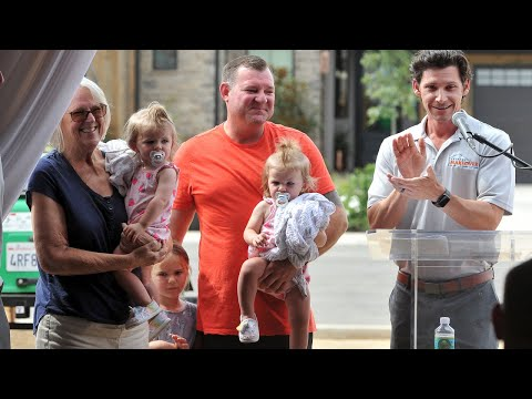 'Extreme Makeover: Home Edition' recipient family welcomed home ...