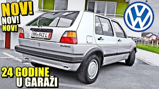 GOLF 2 KAO IZ SALONA